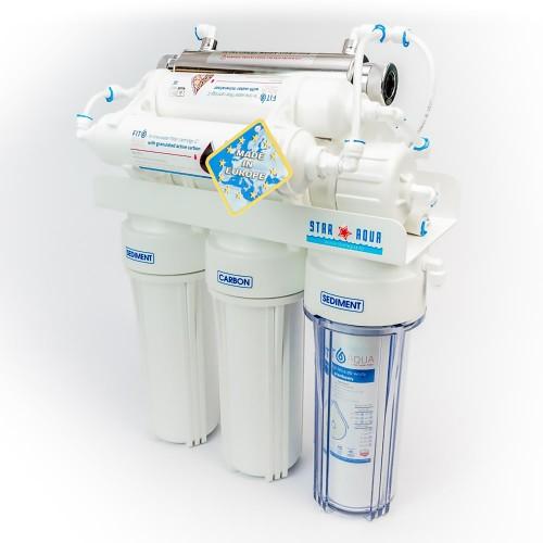 RO7-UV - Purificator - FitAqua