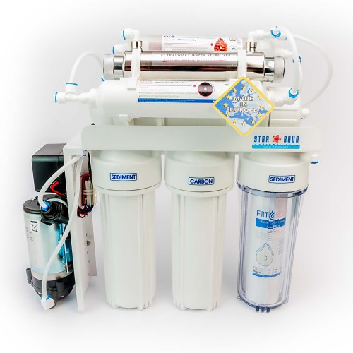 RO7-UV-P - Purificator - FitAqua