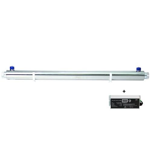 Lampa UV 55W – Krausen – Panou comanda cu contor