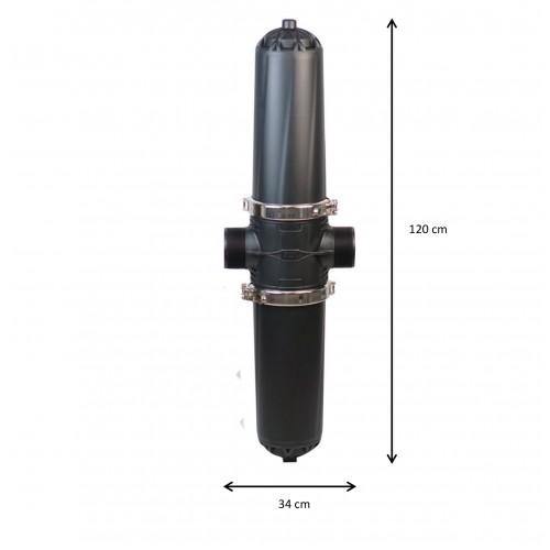 Disk - Y 4″ – Filtru de apa lavabil cu discuri