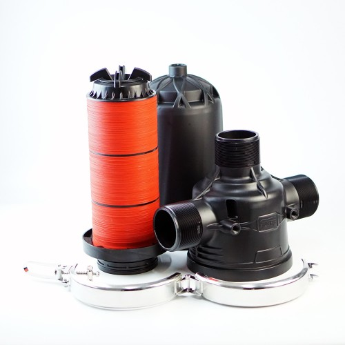 Disk - Y 3″ – Filtru de apa lavabil cu discuri