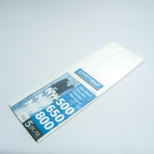 Set consumabile Cintropur - Industrial - NW500/650/800