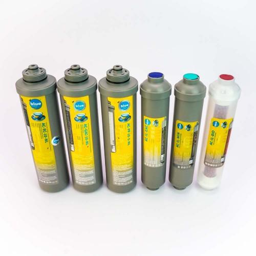 Seria 7 / NL7 - Set Consumabile - Blue Filters