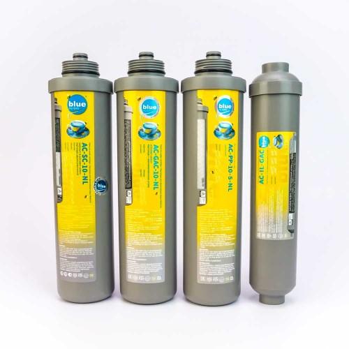 Seria 5 / NL5 - Set consumabile - Blue Filters