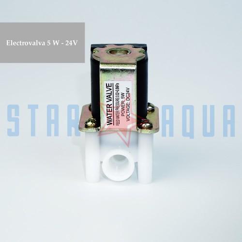 Electrovalva 5W - 24 V