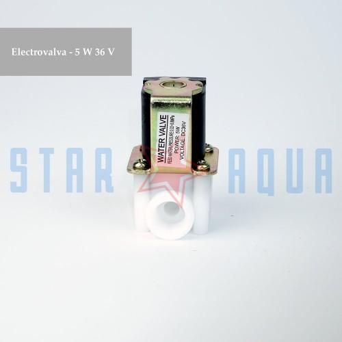 Electrovalva 5w-36V